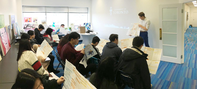 Workshop on University Preparation