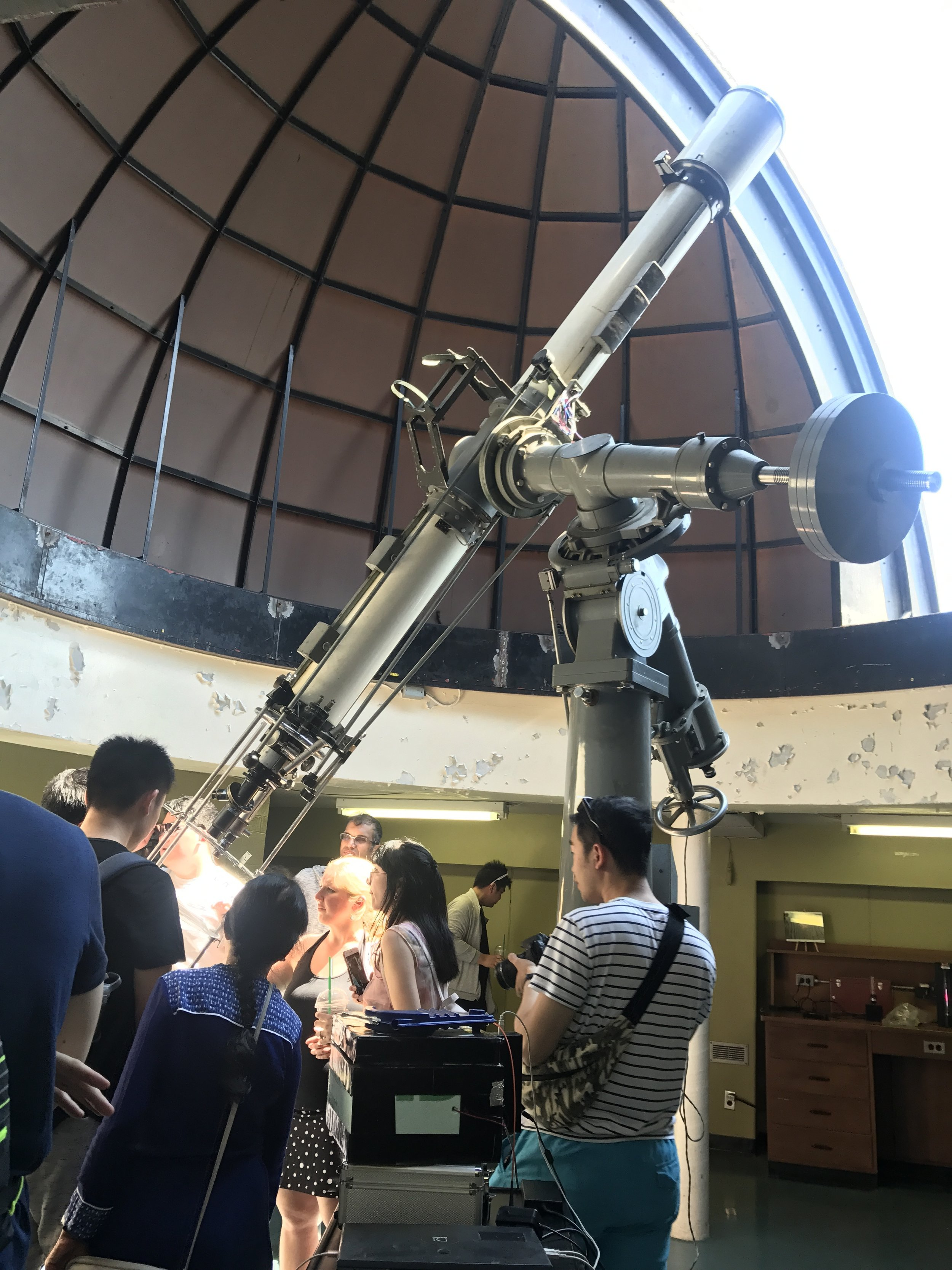 Physics Lab, University of Toronto