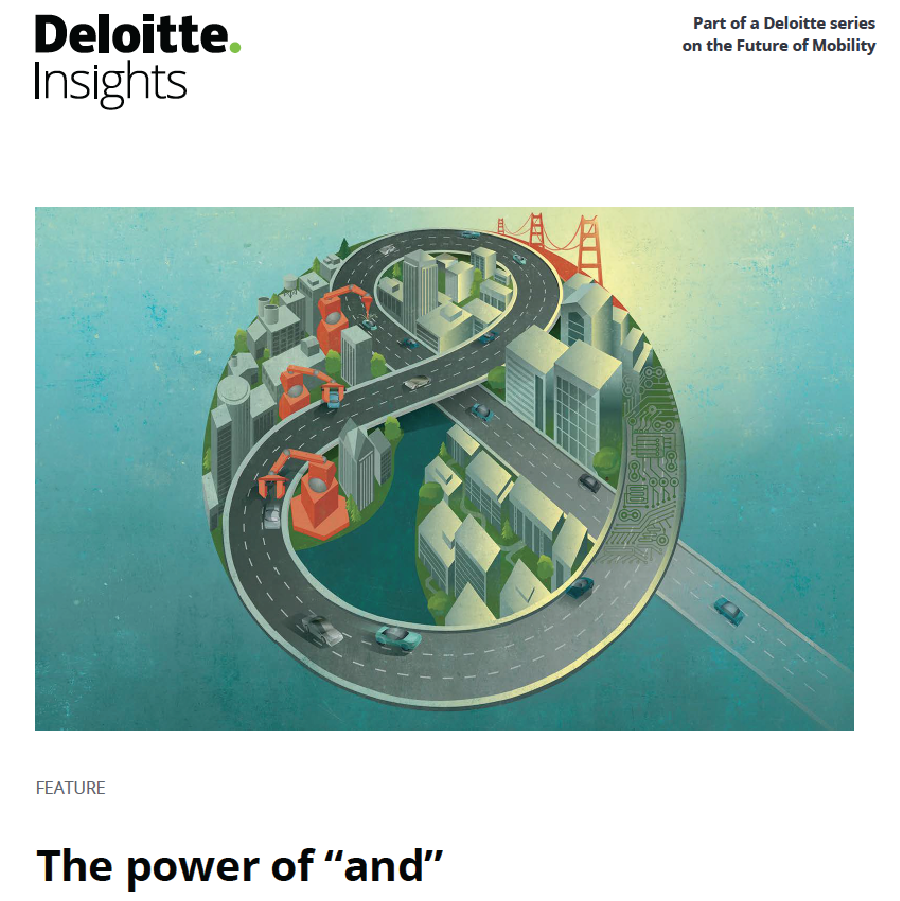 "Deloitte Insights  The power of ""and"". Former GM executive Larry Burns discusses how Detroit and Silicon Valley both look to have critical roles in the future of mobility"