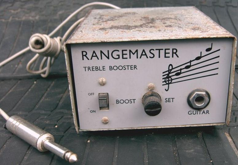 Original Dallas Rangemaster