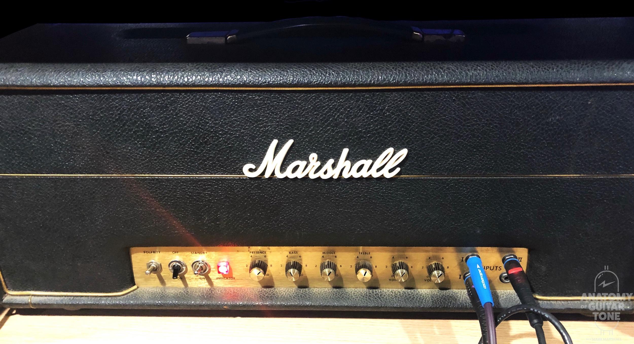 1971 Marshall JMP