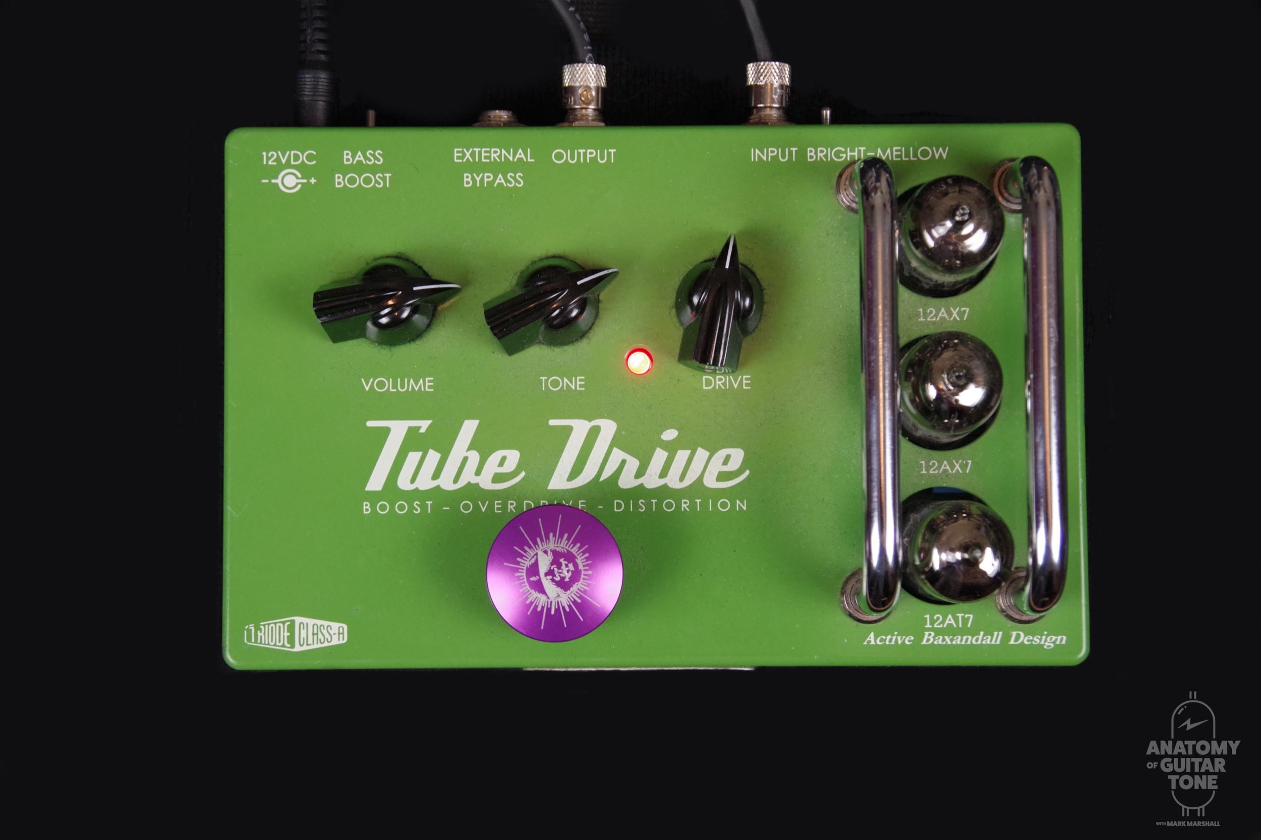 Effectrode Tube Drive