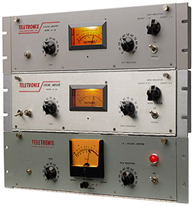 Teletronix LA-2A Tube compressors