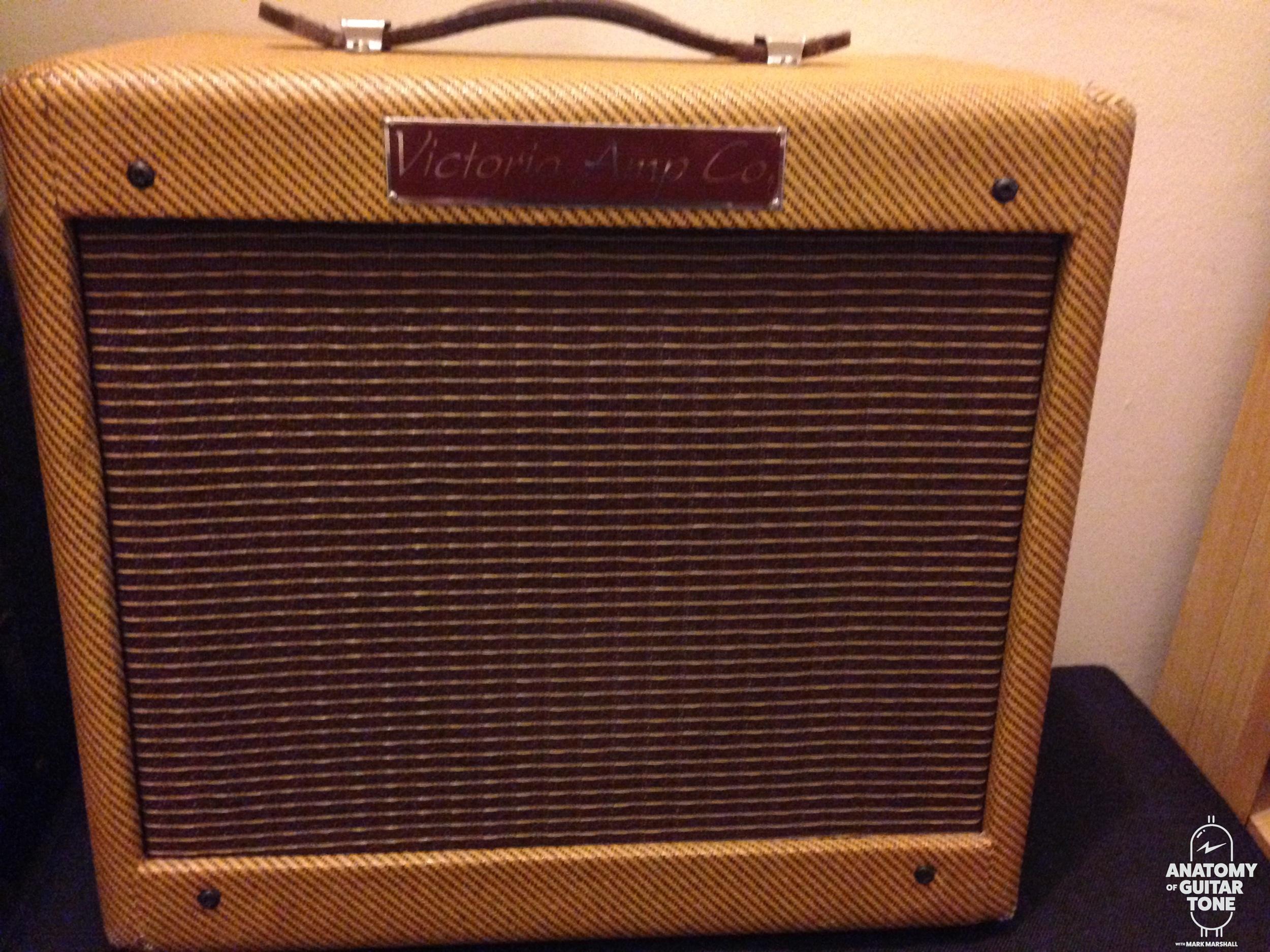 Victoria 518 (5 watt amp)