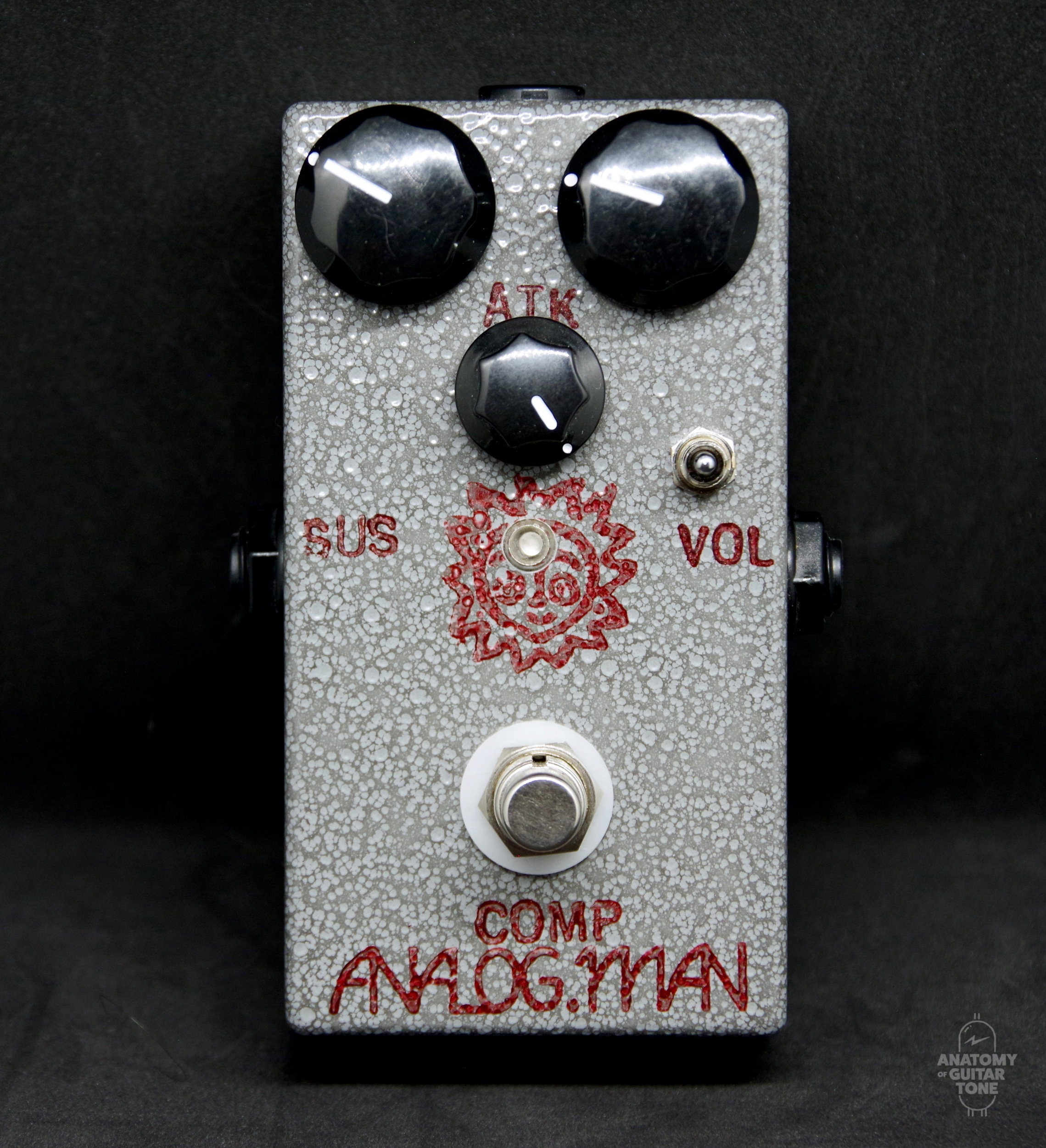 Analog Man CompROSSor with RYCK mod