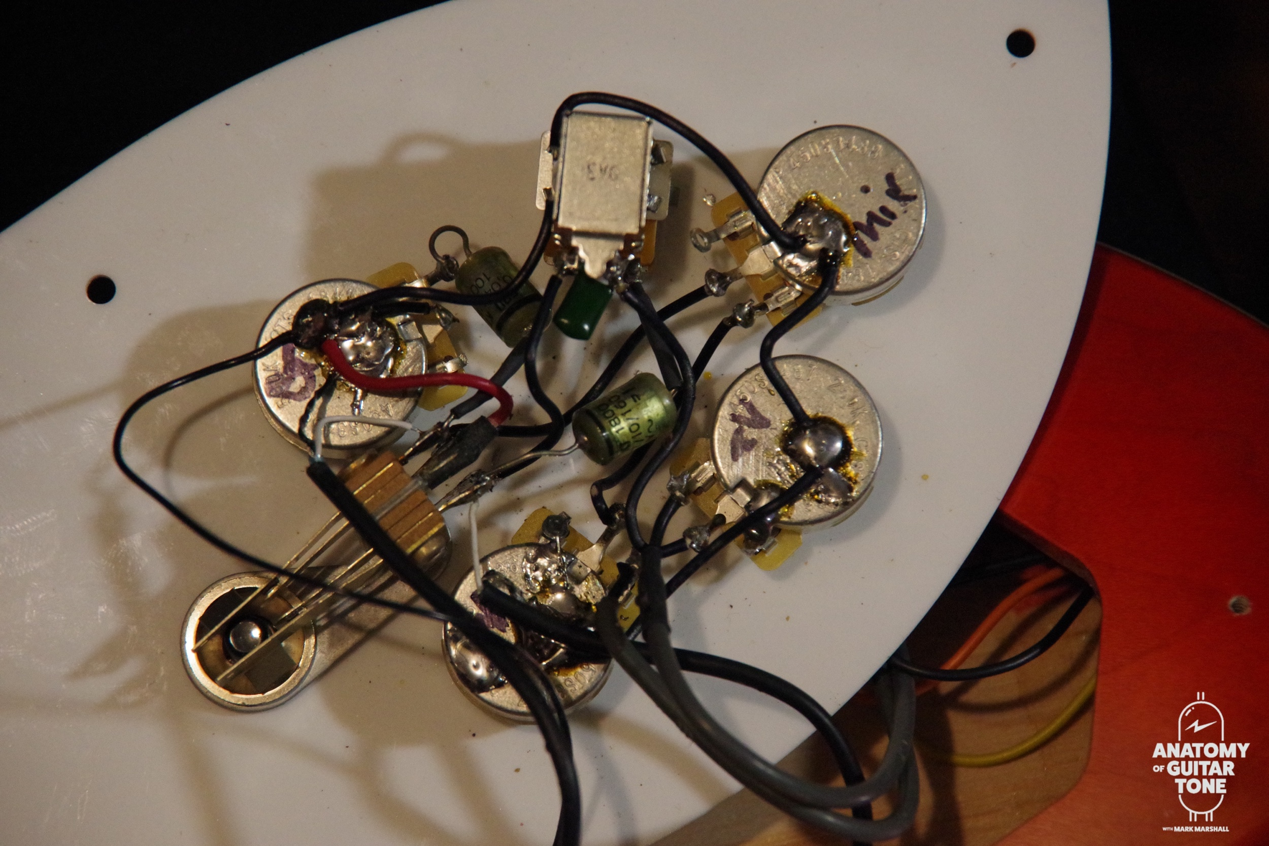 Getting that vintage Rickenbacker 12 string tone — Anatomy of Guitar ToneAnatomy of Guitar Tone