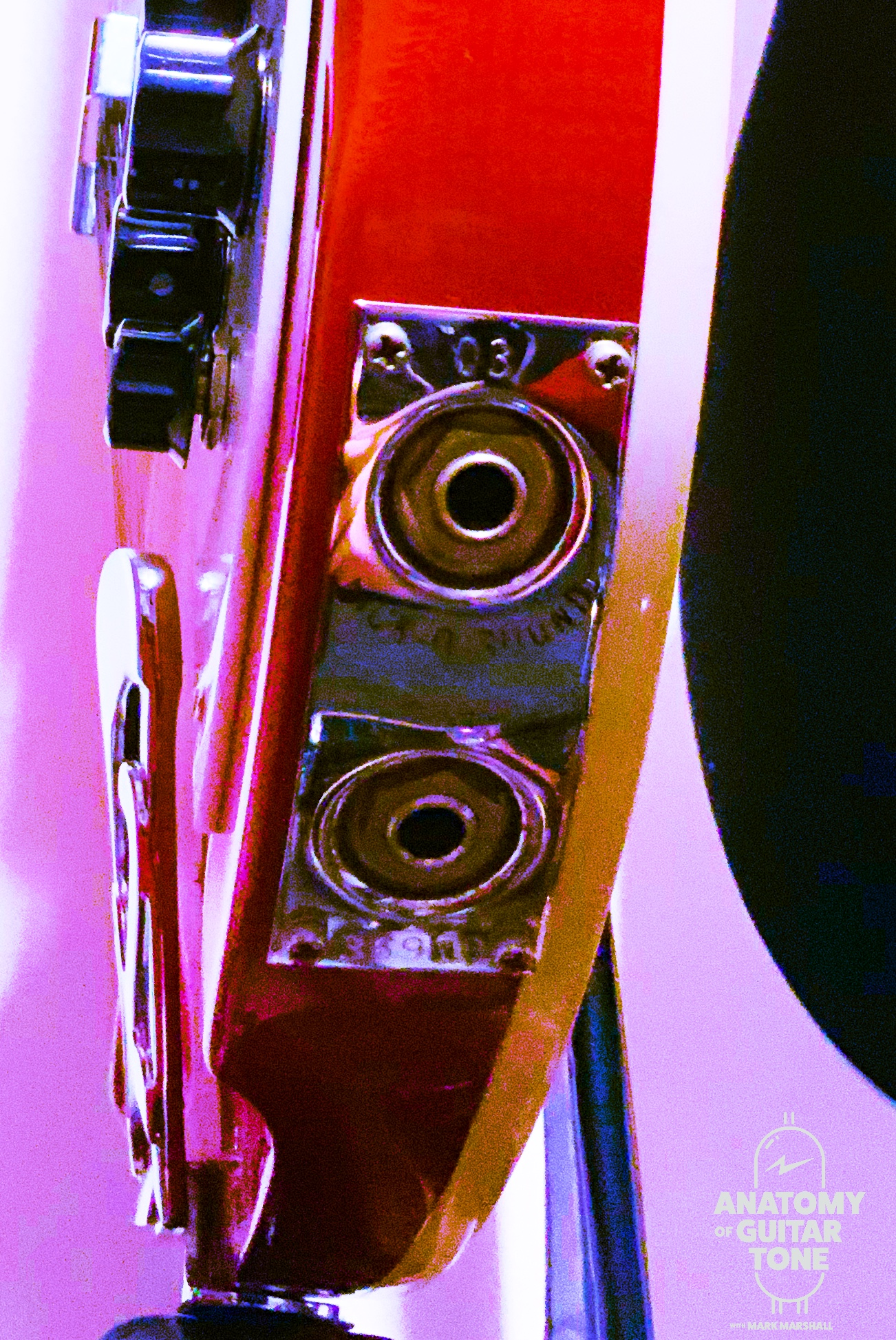 Ric O Sound stereo jacks