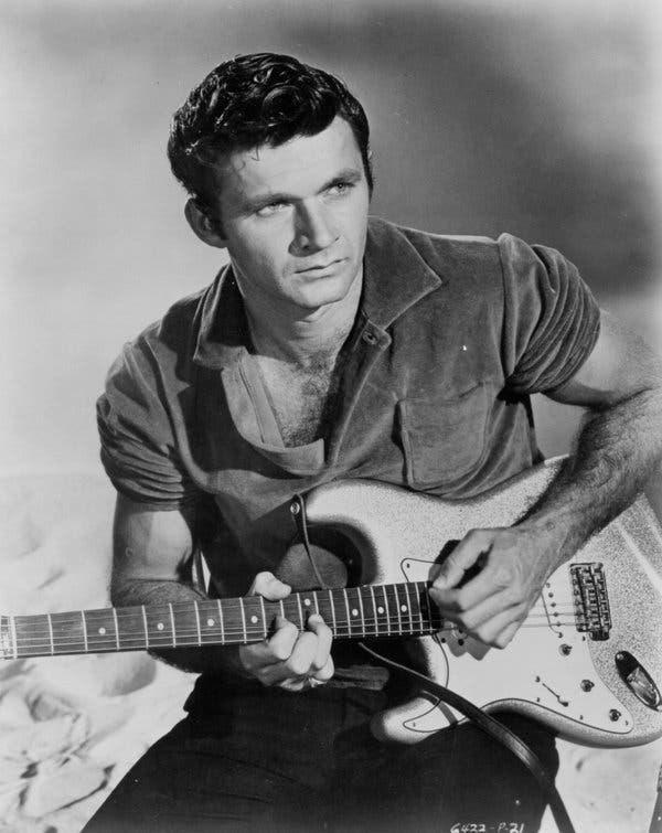 Surf Guitar Pioneer Dick Dale