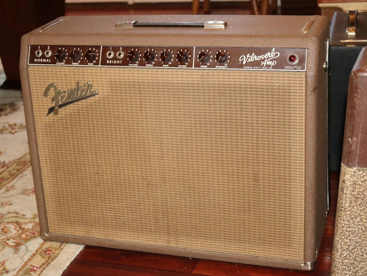 Vintage 1963 Fender Vibroverb