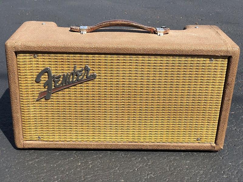 1961 Fender Tube Spring Reverb