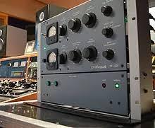 Rare and expensive Fairchild 670 Compressor