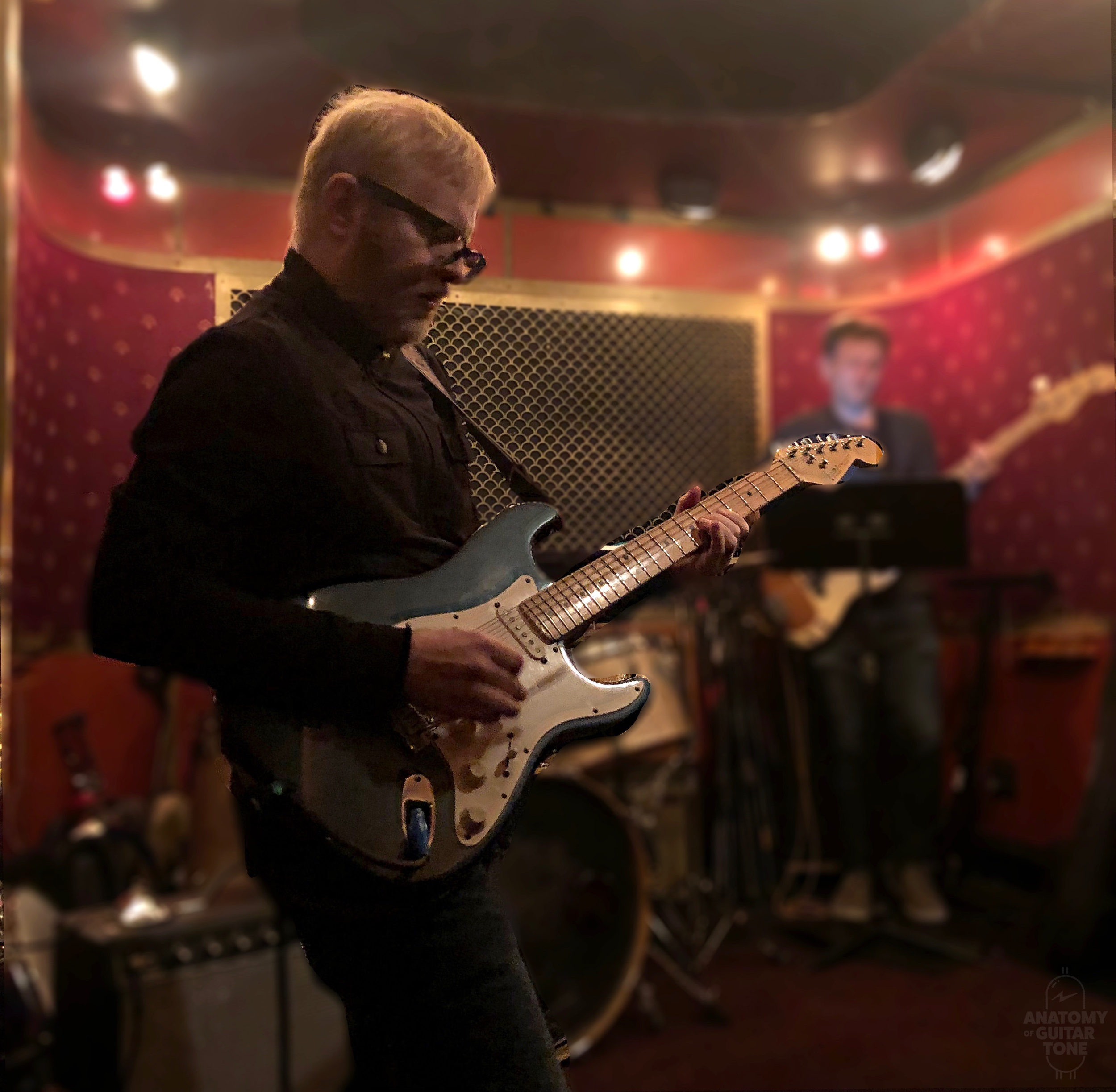 Playing Pete's Candy store 2019 using a 12-watt amp