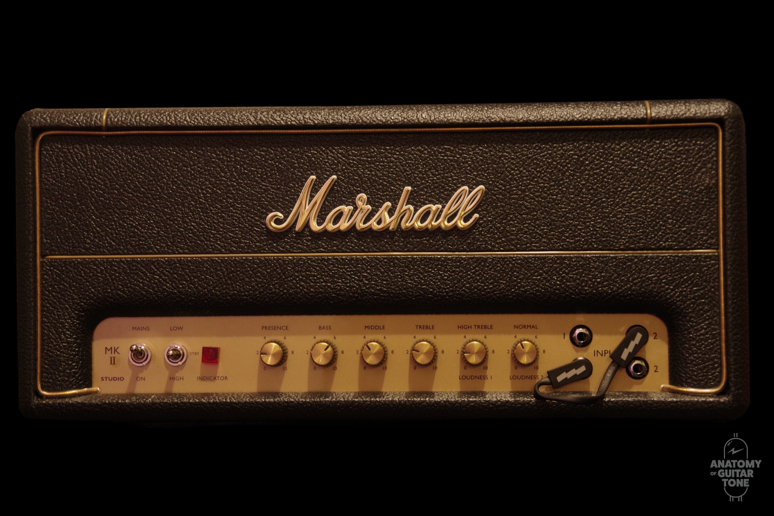 A Marshall SV 20 H Plexi amp