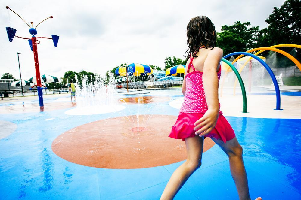 Westfield Splash Pad