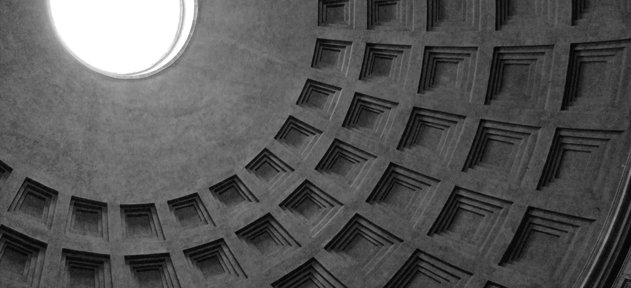 The Romans invented concrete in anticipation of Life Floor. Maybe.