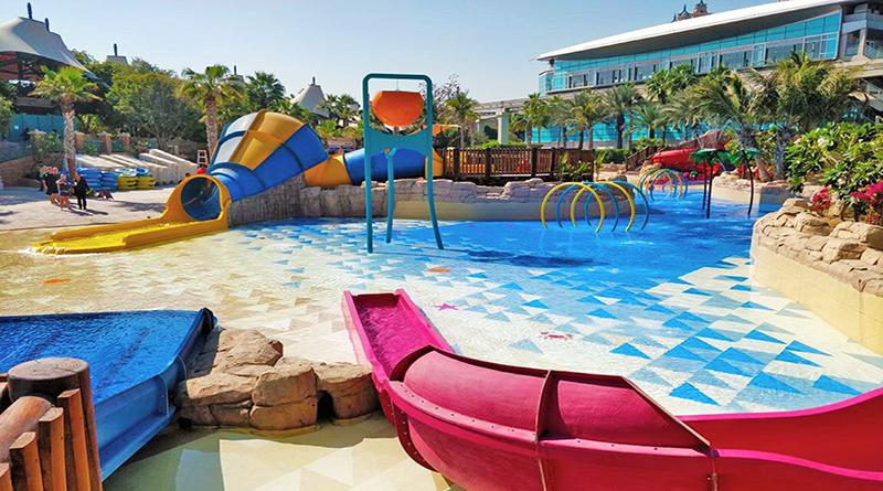Atlantis The Palm Splasher Play Area