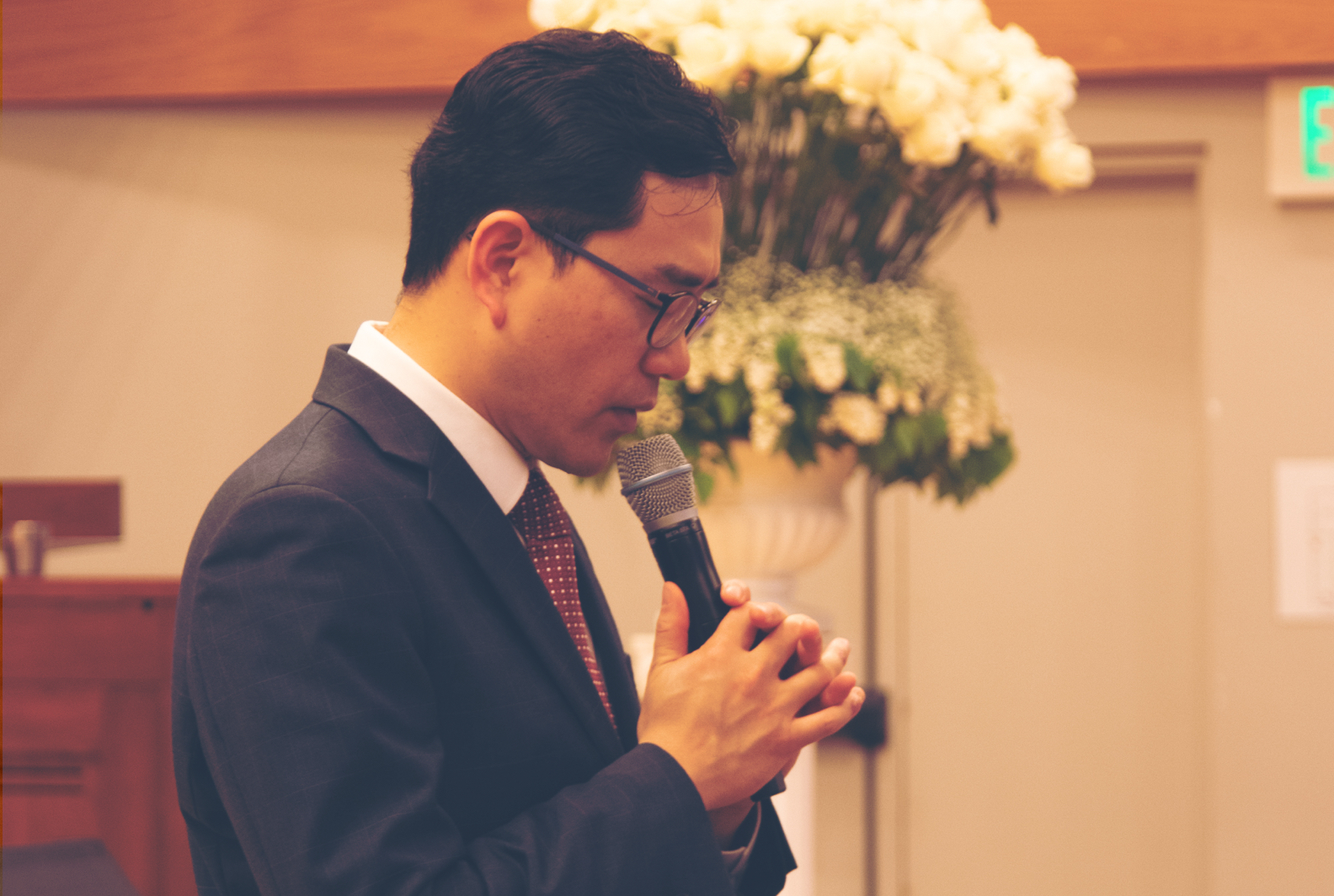 SUNDAY sermon - 김희영 담임목사Rev. Mark Kim
