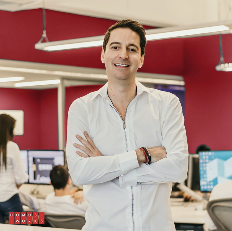 Mauricio Barillas  Founder & Principal Architect