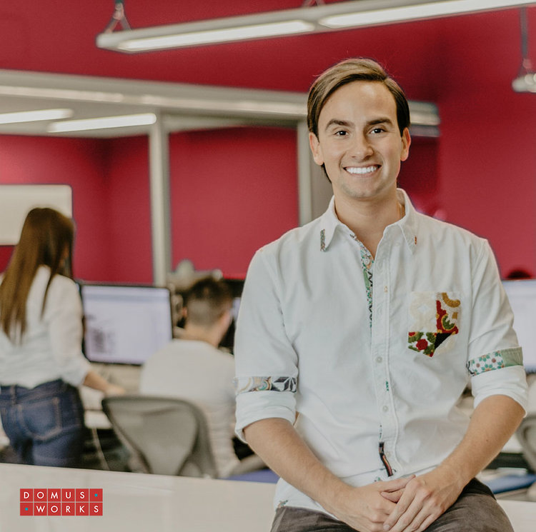 Sebastian Londoño  Communications, Social Media & Marketing Manager