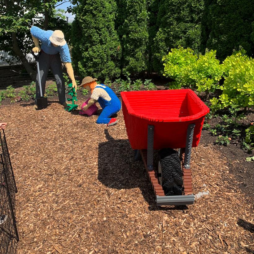 Gardening Grandfather