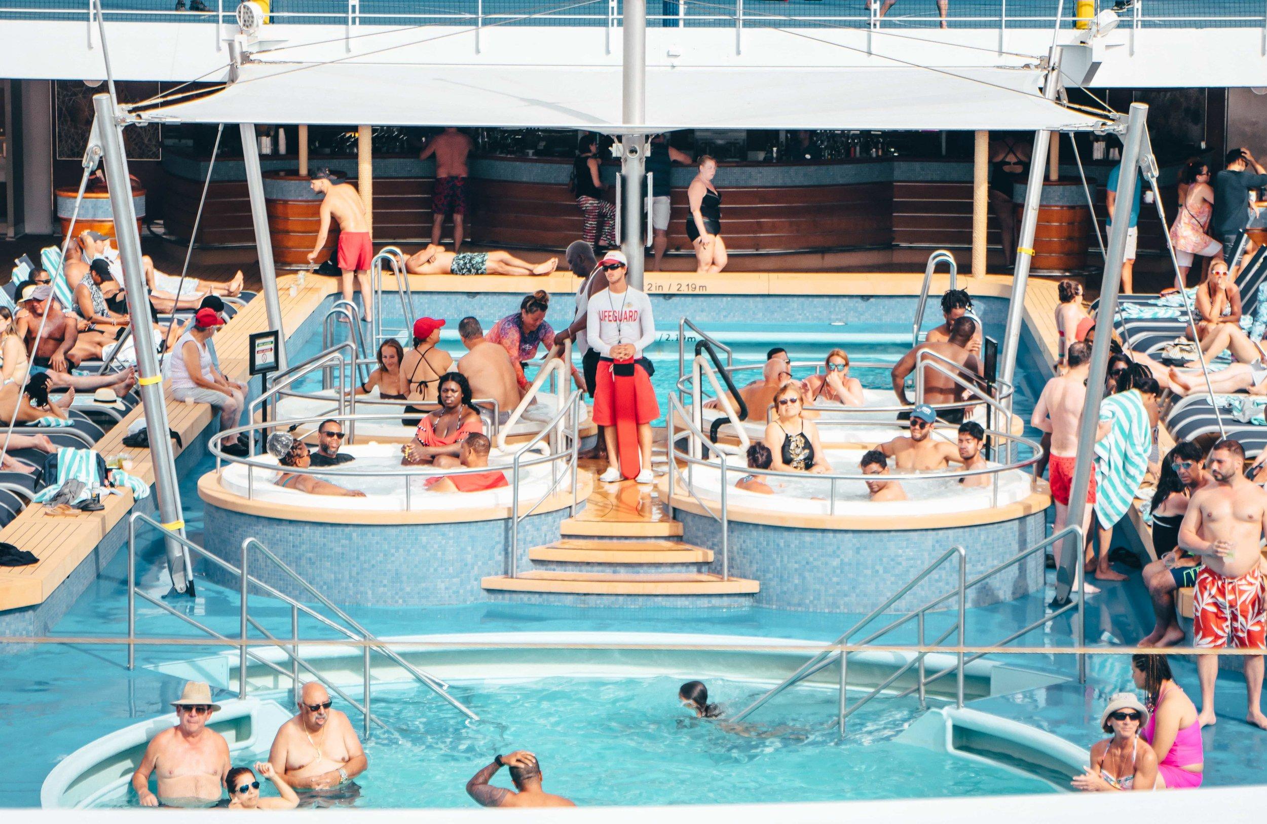 """Lifeguard"", Caribbean Sea, <Travelhund>"