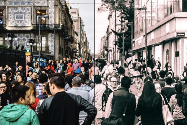 StreetPhotography B/W Low Preset
