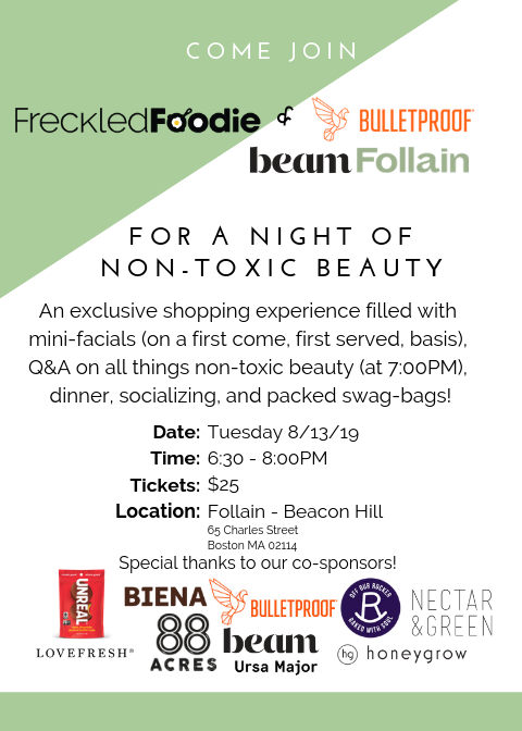Follain Boston x Freckled Foodie Flyer.png