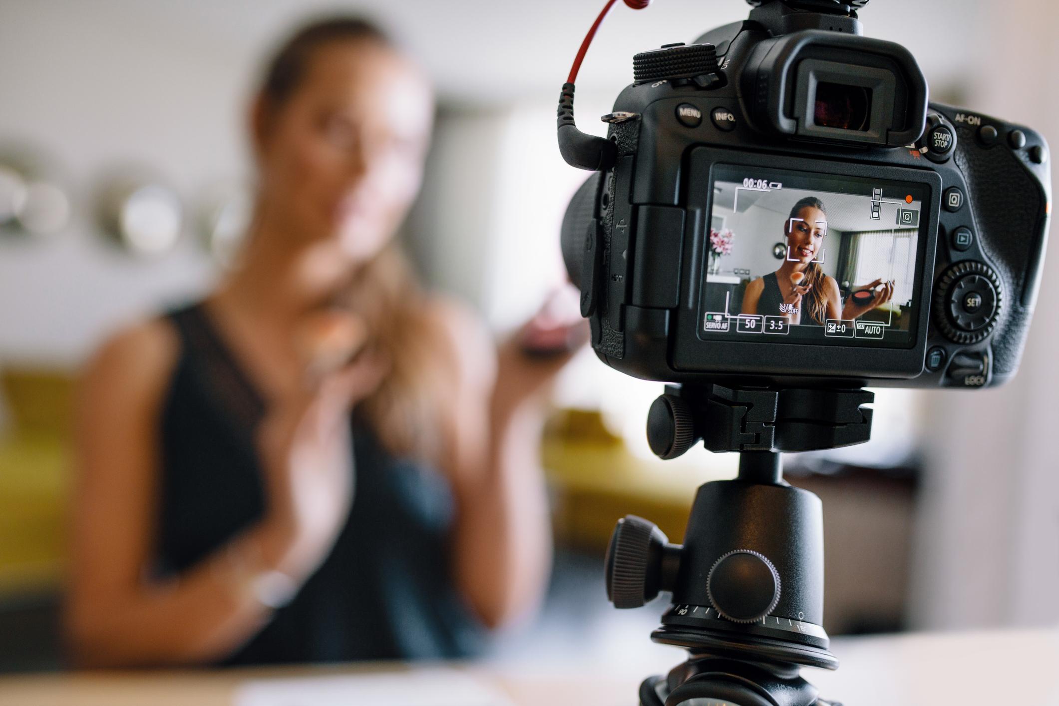 Video recording for skill development -