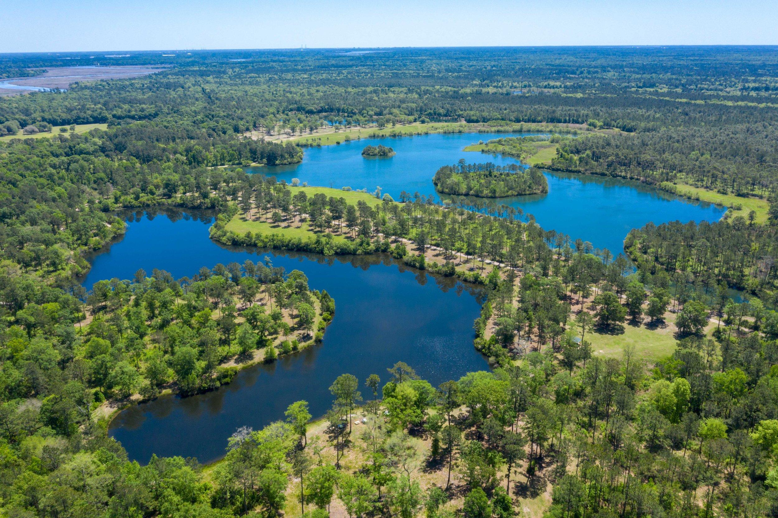 Lake Charleston & Palmetto Lake