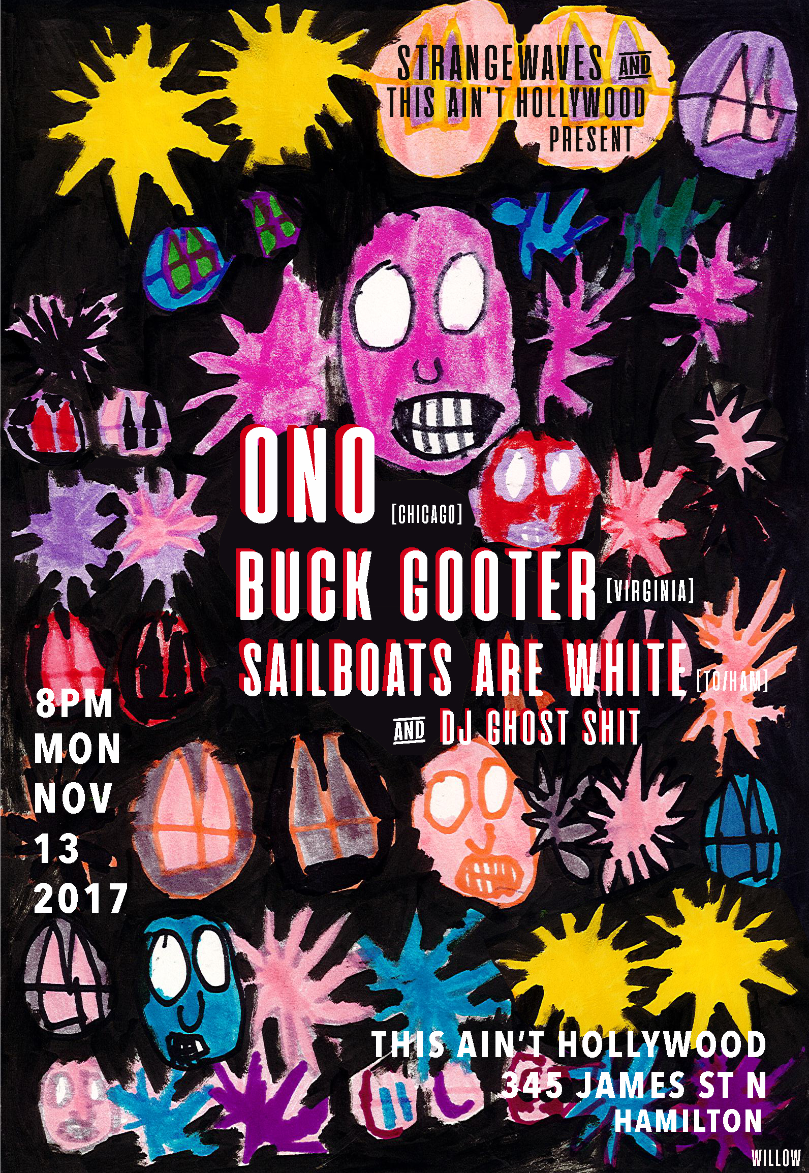 ONO (Avant Gospel Legends) Buck Gooter, Sailboats are White  @This Ain't Hollywood