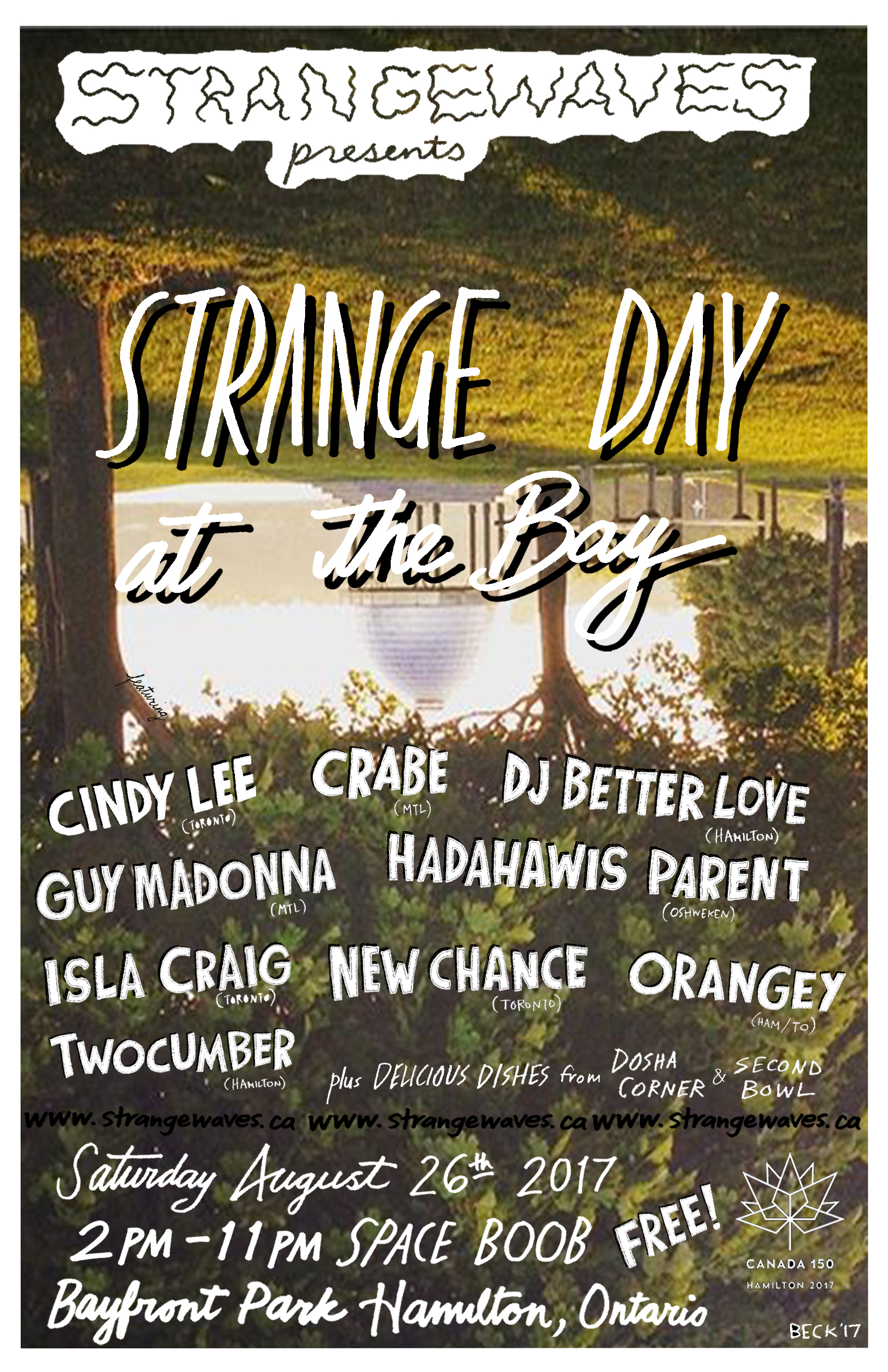 Strange Day at the Bay 2017