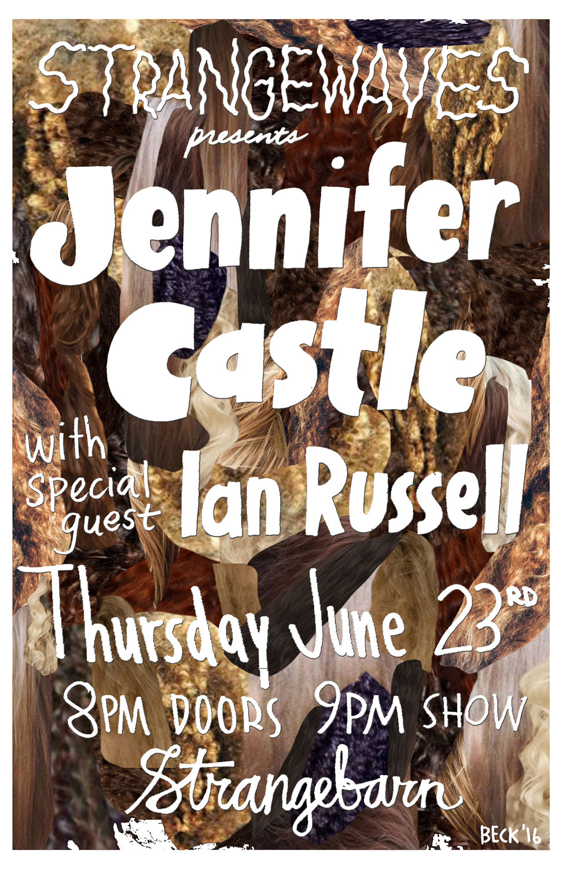 Jennifer Castle / Ian Russell  @Strangebarn