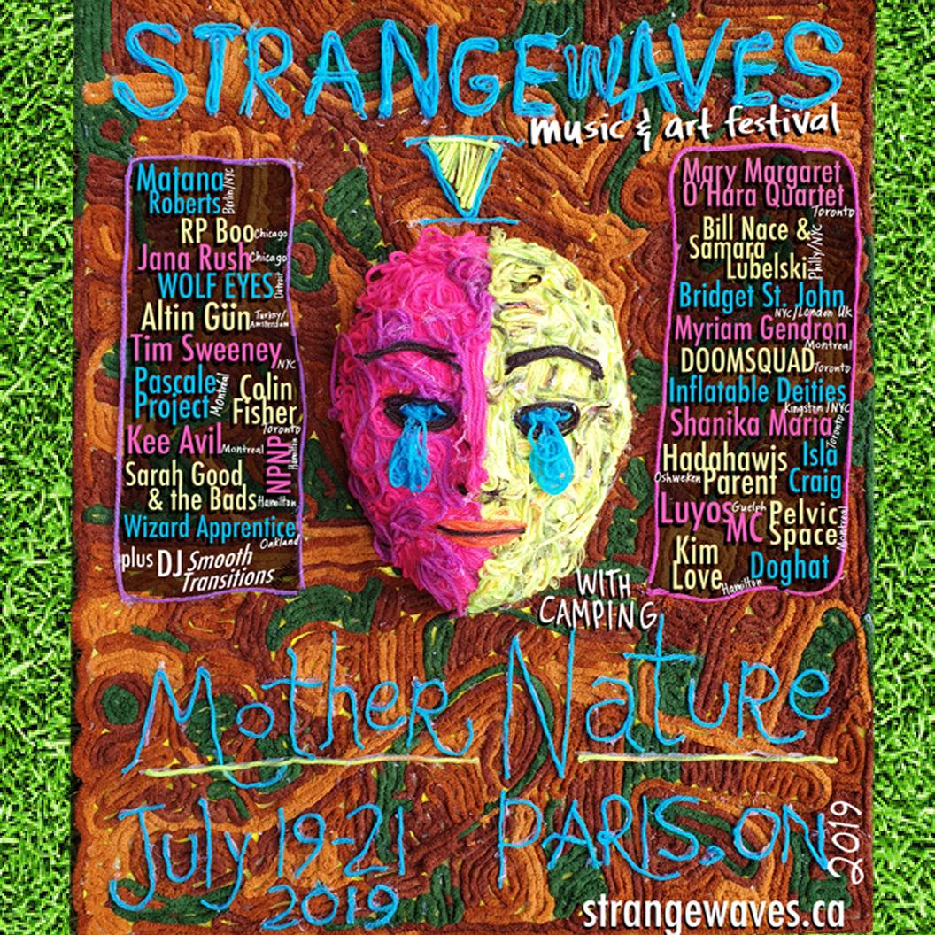 FESTIVAL — STRANGEWAVES