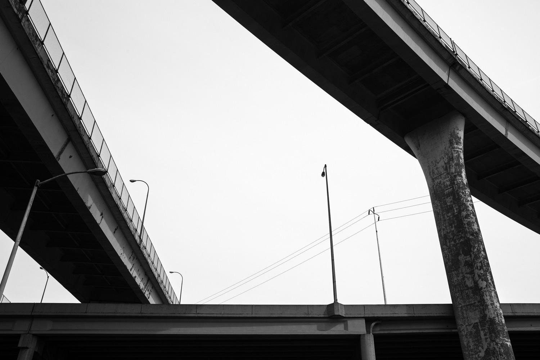 Elevated highways in Portland, Oregon