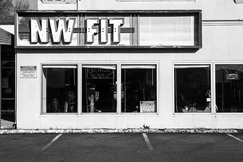 A shop in Portland, Oregon