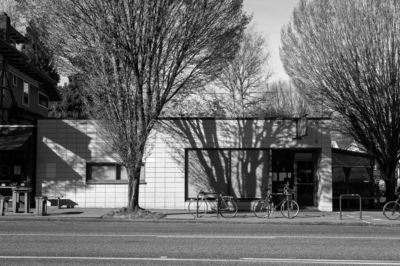 A restaurant in Portland, Oregon