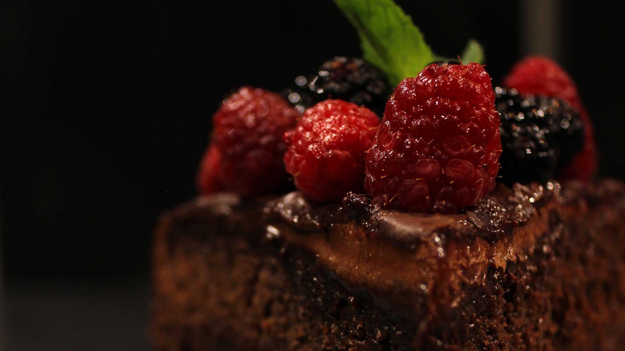 Big truffa de chocolate -