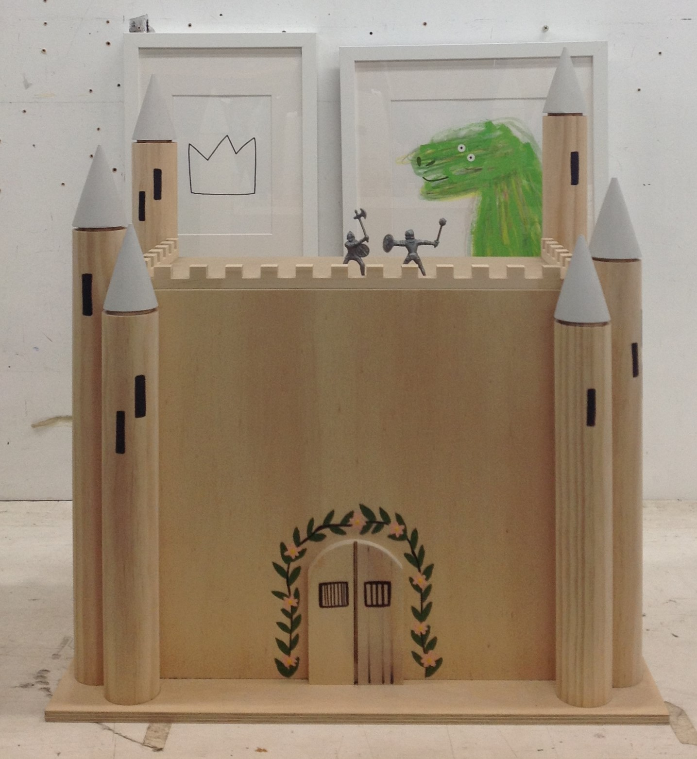 Fairy Castle for SEED Child.