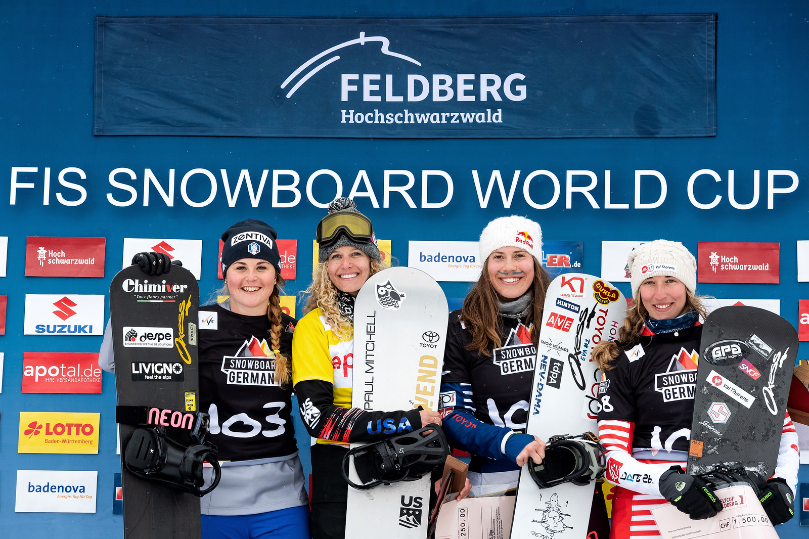 World Cup: Feldberg, Germany
