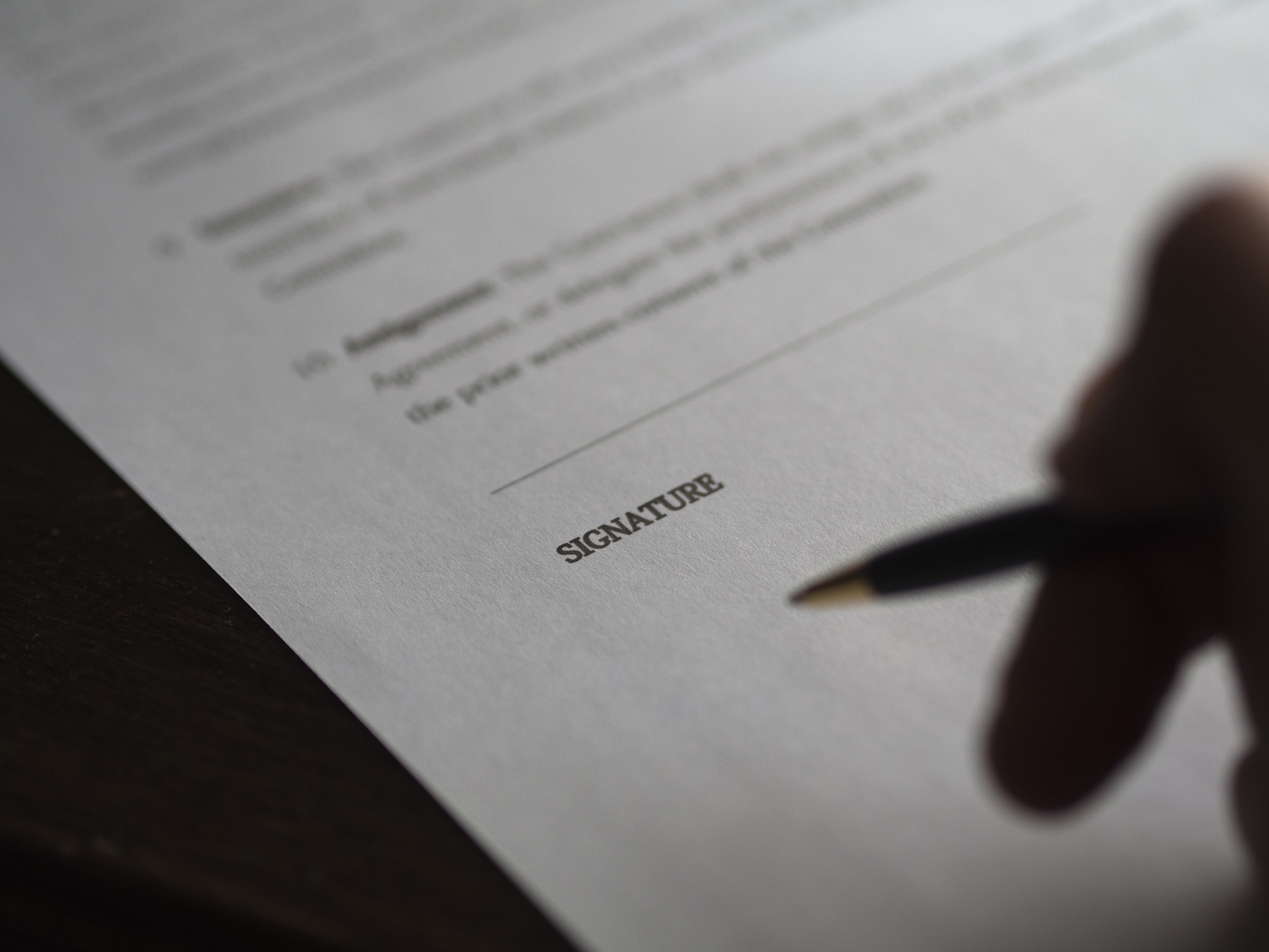 Powers of Attorney -