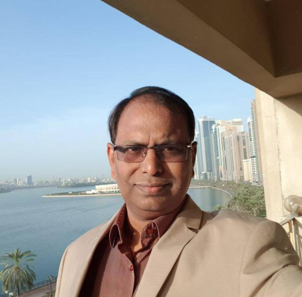 S.Vaidhyanathan - GM - Finance (Oman) & Group Procurement chief.