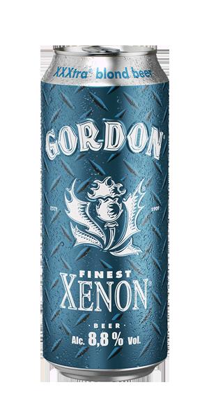 GORDON FINEST XENON  BEER - BELGIUM.png