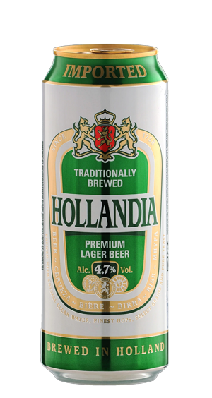 HOLLANDER CAN BEER 50 CL - BELGIUM.png