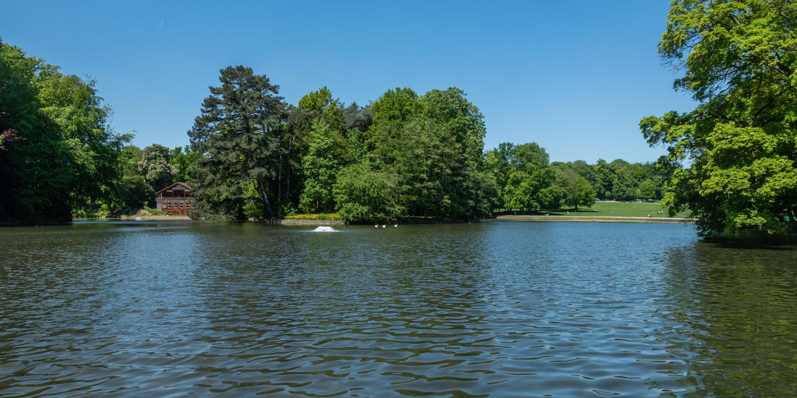 Lac du Bois de la Cambre
