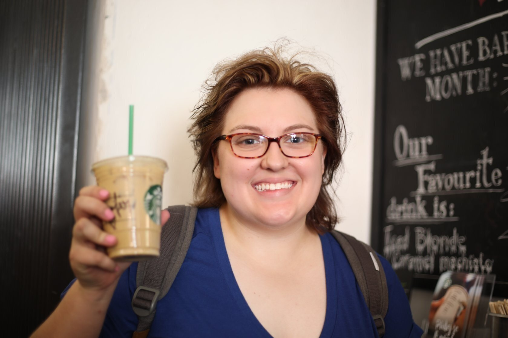 Coffee is life, right? - Jenni may or may not have a little bit of a problem. And by that I mean she definitely does… she even ordered her iced latte in Prague!