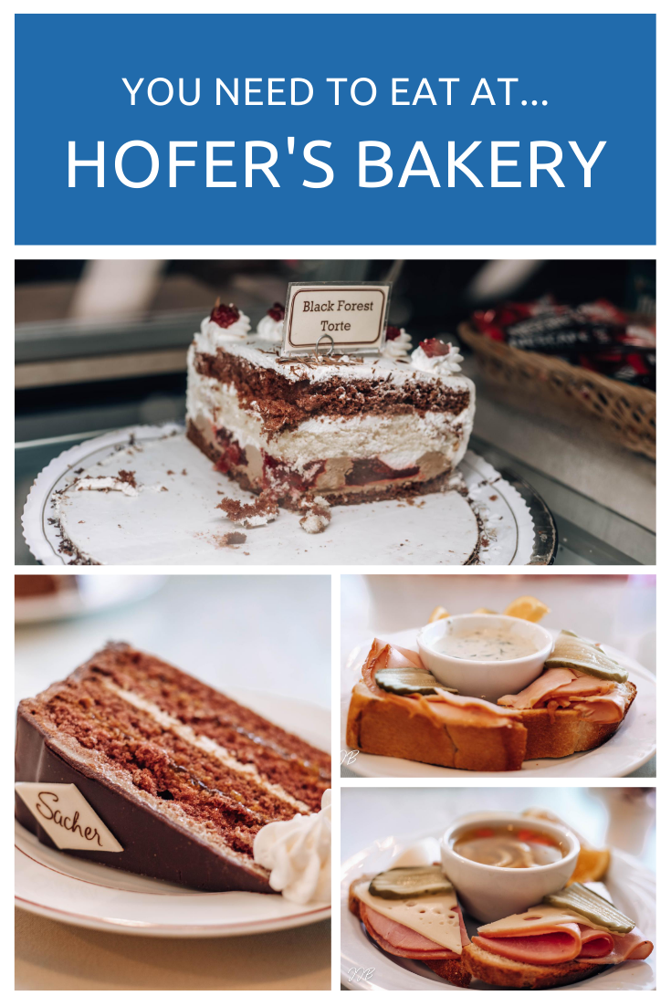 hofer's bakery