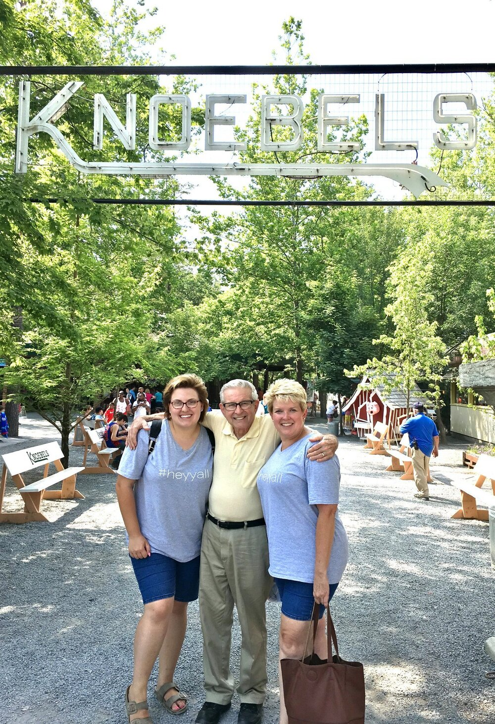 Coolest Amusement Park in the Northeast || Knoebels in Elysburg, Pennsylvania — Trippin' Southern Style