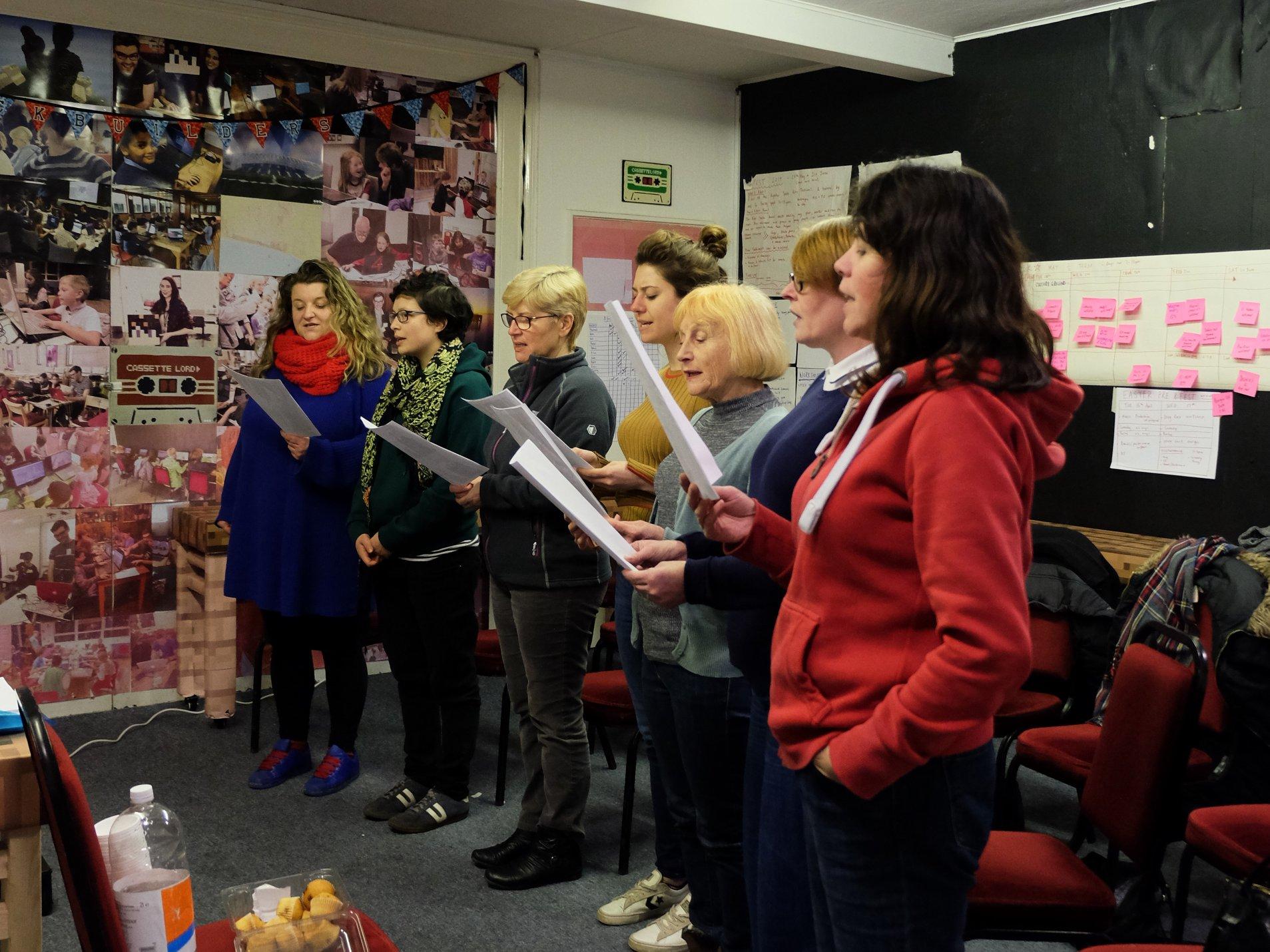 The Free Brighton Choir