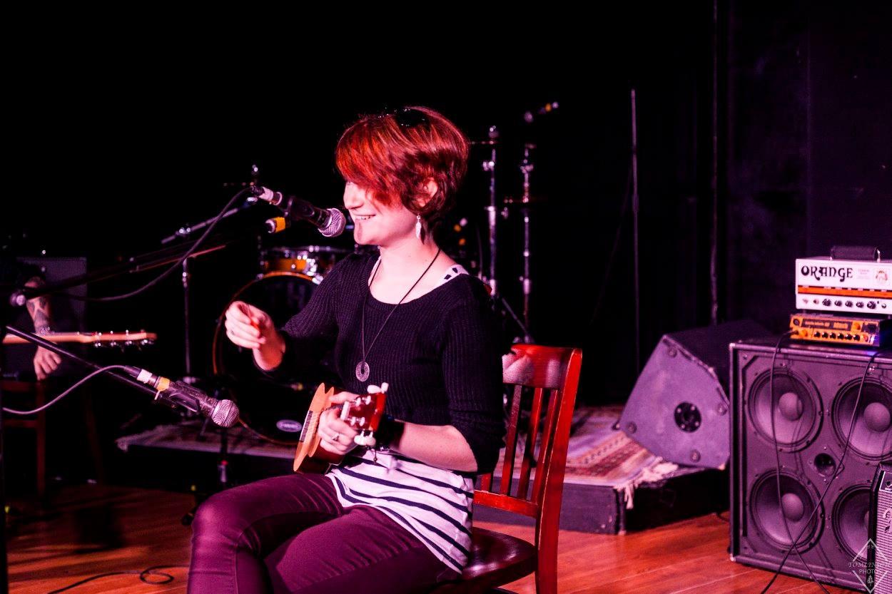 SongLab teacher Katherine Stewart