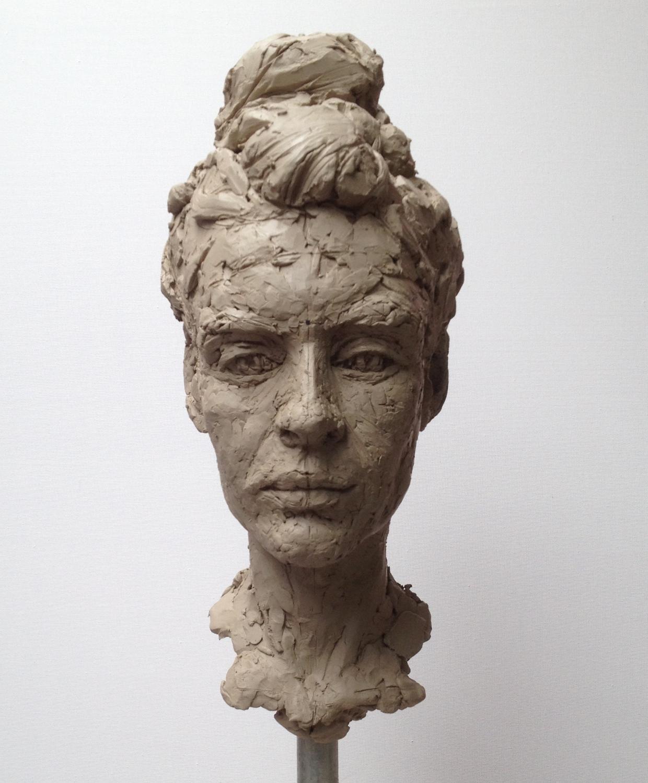 Model in Clay